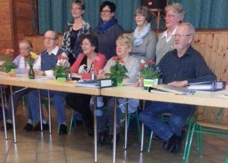CTF Schëffleng Nouveau comité